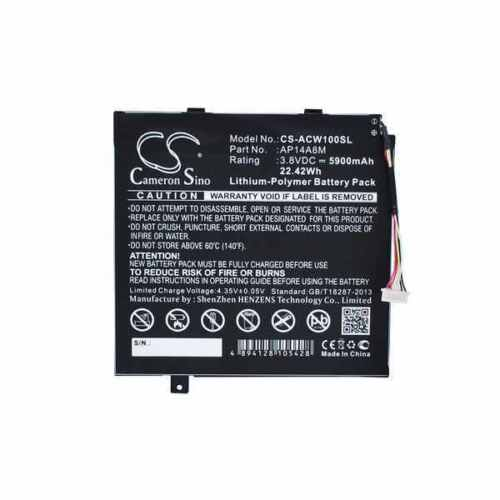 Battery For ACER SW5-011