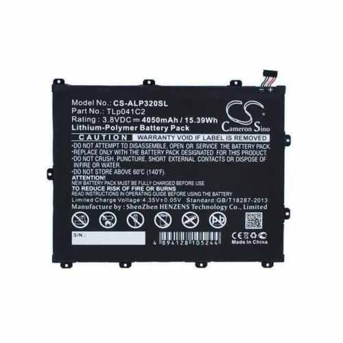 Battery For ALCATEL P320A
