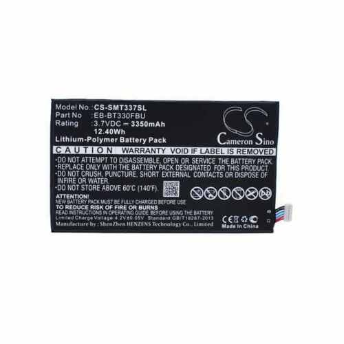 Battery For SAMSUNG SM-T330NU