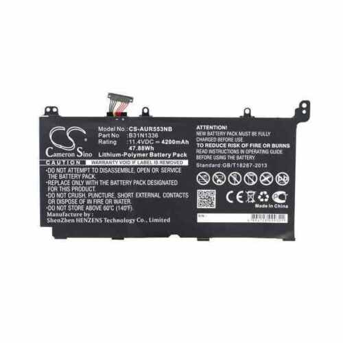 Battery For ASUS R553LN-XO369H