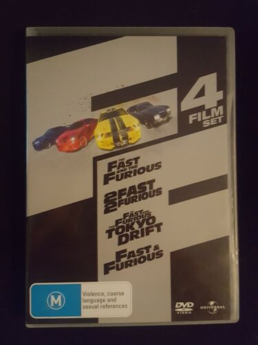 The Fast And The Furious / 2 Fast 2 Furious / The Fast And The Furious - Tokyo …
