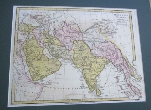 India and surrounds. 1807.