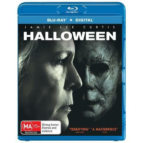 HALLOWEEN BLU-RAY, NEW & SEALED, 2019 RELEASE, FREE POST