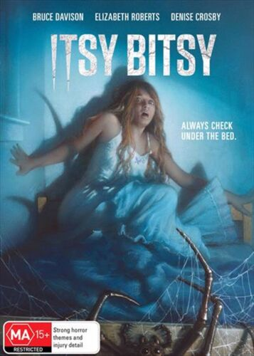 ITSY BITSY DVD, NEW & SEALED, 2020 RELEASE, FREE POST