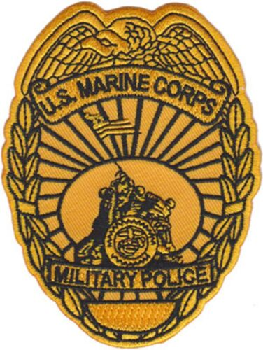 Usmc Usmc Mp Military Police Patch New!!!