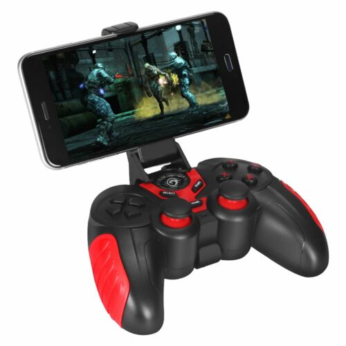Wireless Bluetooth Game Controller Multiplatform Gamepad for PC Android