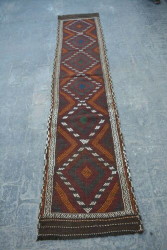 1'10 X 8'7 FT Antique Gorgeous Susani Runner rug(FREE SHIPPING)