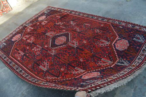 2'2 X 9'5 FT Antique Afghan Susani Runner rug(FREE SHIPPING) Old Rug