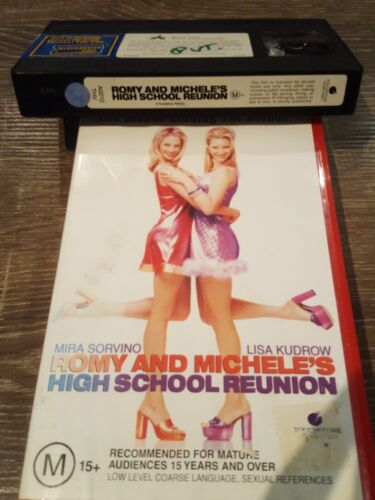 Romy and Micheles high school reunion VHS