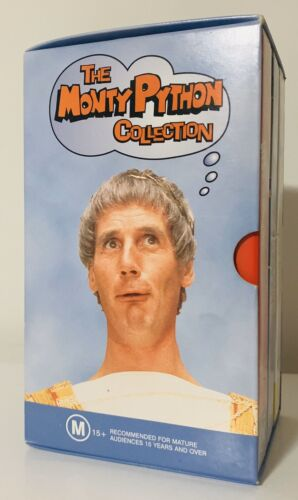 THE MONTY PYTHON COLLECTION - VHS BOX SET - Good Condition