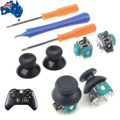 For Xbox One Controller Analog Thumb Joystick Repair Replacement Tools Acces AU