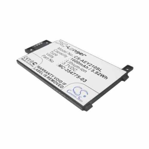 Battery For AMAZON S2011-003-S