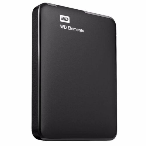 WD 1TB Element USB 3.0 portable hard drive