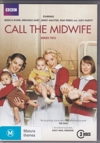 Call The Midwife - Series Two - DVD (3 x DVD Region 4 PAL)