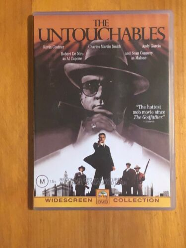 The Untouchables DVD - Very Good Condition