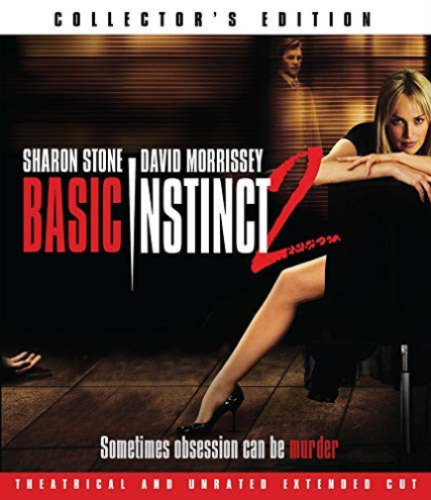 BASIC INSTINCT 2 (UNRATED) ...-BASIC INSTINCT 2 (UNRATED (US IMPORT) Blu-Ray NEW