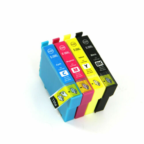 4 x Generic Ink Cartridges 39 39XL for Epson Expression Home XP2105 XP4105
