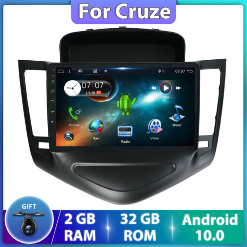 "9"" Car Stereo For Holden Cruze 2009-2016 Android 10.0 GPS NAVI Head Unit USB DAB"