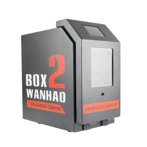 FILAMENT DRYER / DEHUMIDIFIER.... WANHAO BOX2