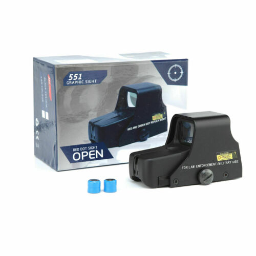 Sabre Tactical Holographic Red & Green Dot Clone Sight 551 552 553 558Red Dot & Laser Scopes - 66827