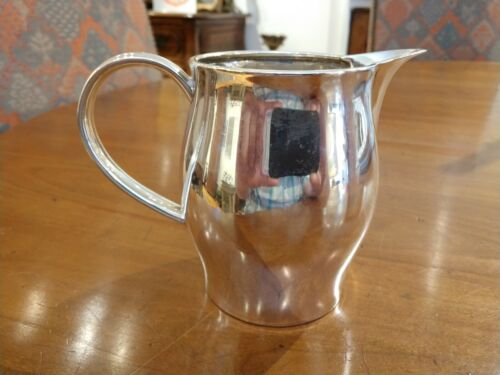 Sterling Silver Exemplar Paul Revere style Pitcher by Watson Co. J.E. Caldwell