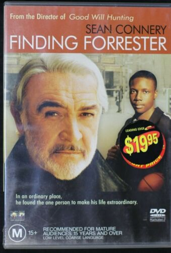 Finding Forrester  - Sean CONNERY   [R4 DVD]  (D5)