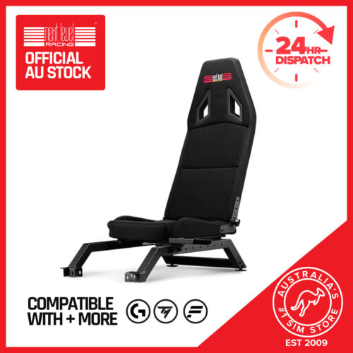 Next Level Racing Challenger Seat Add on for Wheel Stand Lite & Racer