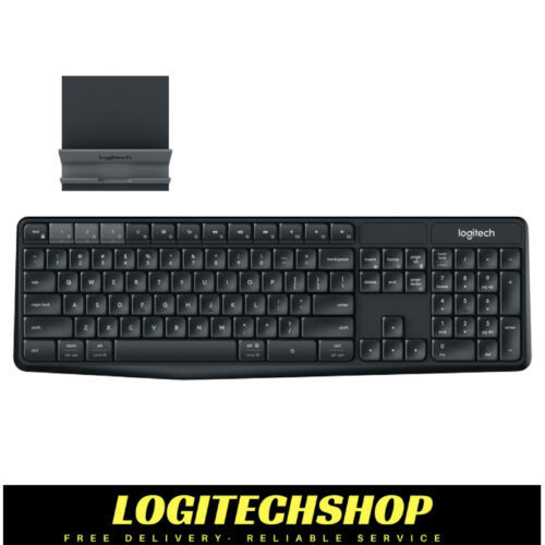 Logitech K375s Multi-Device  Wireless Keyboard and Stand Combo (Free Postage)