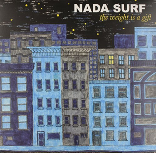 Nada Surf-The Weight Is A Gift Lp VINYL LP NEUF