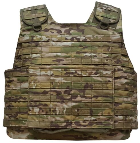 size XXL MultiCam Plate Carrier MOLLE  Other Current Field Gear - 36071