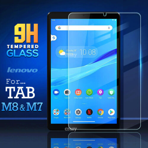 For Lenovo Tab M8 / Tab M7 2nd Gen FHD TB-8505X Tempered Glass Screen Protector