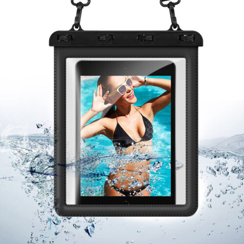 Samsung Galaxy Microsoft Surface Lenovo Asus Acer LG Tablet Waterproof Case IPX8