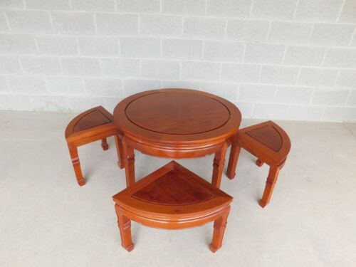 Asian Ming Style Childs Size Table & Chair Set