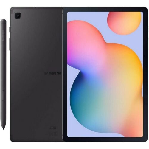 Samsung Galaxy Tab S6 Lite 4G 64GB WiFi + Cellular Tablet & Phone Oxford Grey