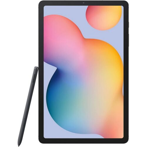"Samsung Galaxy Tab S6 Lite 64GB 10.4"" Wi-Fi Tablet Oxford Grey S-Pen Included"