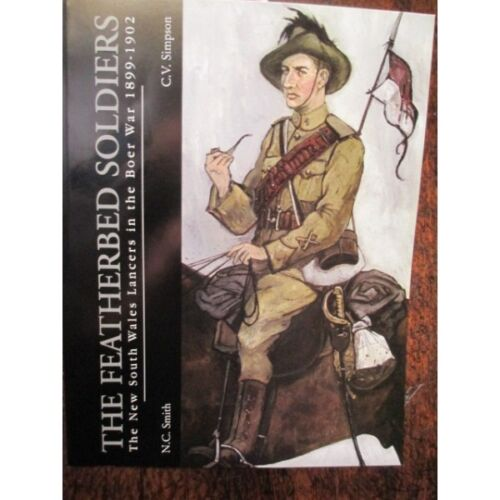 History New South Wales Lancers Boer War Nominal Roll Australian new book