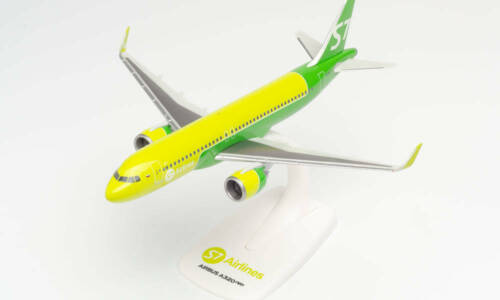Airbus A320 NEO - S7 AIRLINES - MODELE A EMBOITER 1/200 Herpa