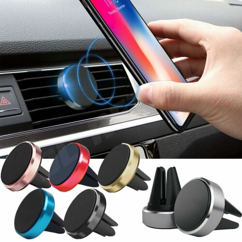 Car Vent Phone Holder - Magnetic & 360° Rotating