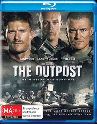 THE OUTPOST BLU-RAY, NEW & SEALED ** NEW RELEASE ** 130121, FREE POST