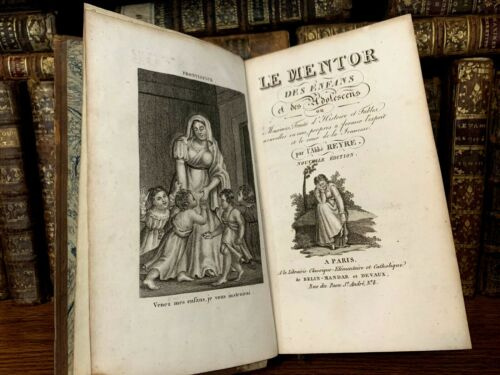 1800 THE MENTOR OF CHILDREN AND ADULTS