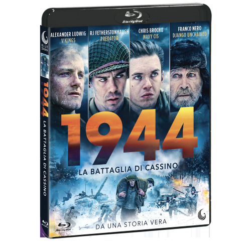 1944 - La Battaglia Di Cassino [Blu-Ray Nuovo] [PRENOTALO DISPONIBILE DAL 21/04]