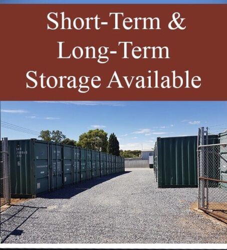 storage service available