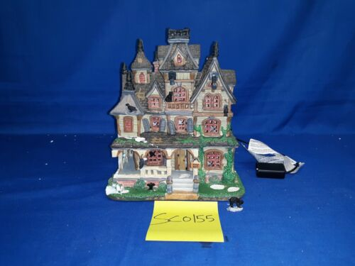 Lemax Spooky Town Haunted Mansion #75173 As Is SC0155
