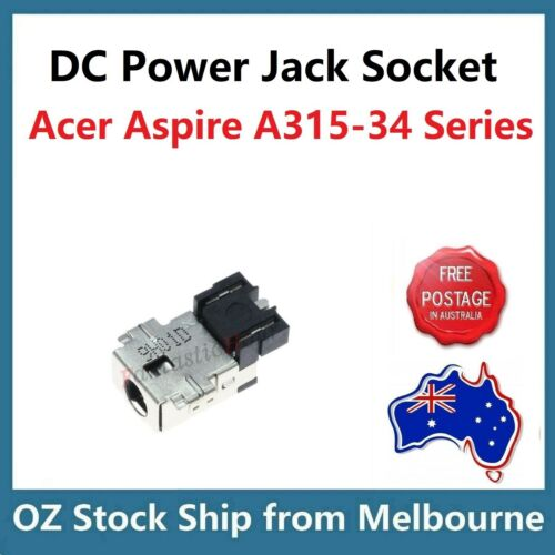 Replacement DC Power Jack Socket Connector for Acer Aspire A315-34