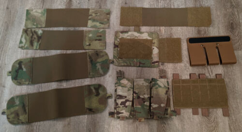 Multicam Tactical Gear Pouches and Accessories Lot #2Other Militaria - 135