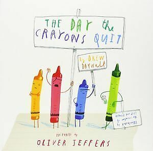 Day The Crayons Quit (PB)
