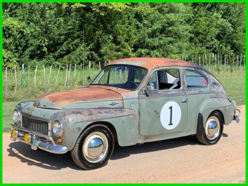 1959 Volvo PV544 1959 Volvo PV544 Rally, Duel SU Carbs, Drives Excellent 1959 Volvo PV544 Rally, Barn Find Body, P544 Sport, Upgrades