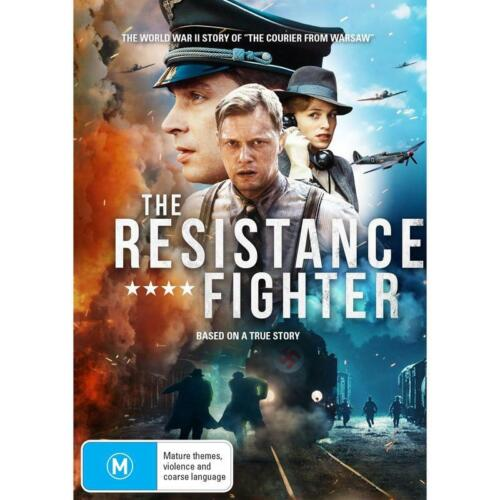 THE RESISTANCE FIGHTER DVD, NEW & SEALED ** NEW RELEASE ** 010921, FREE POST