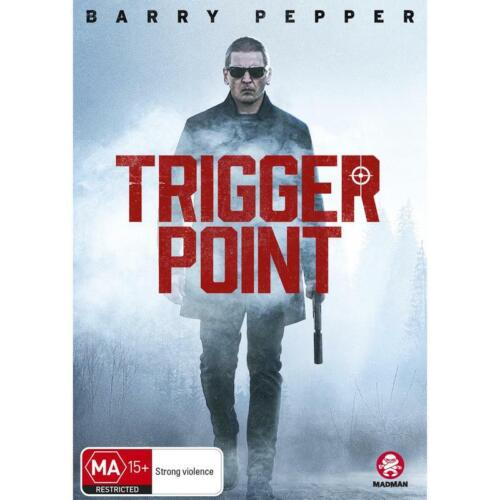 TRIGGER POINT DVD, NEW & SEALED ** NEW RELEASE ** 010921, FREE POST