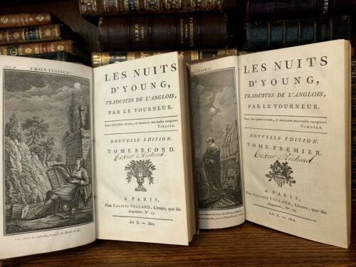 1802 THE NIGHTS OF YOUNG by Samuel Turner
